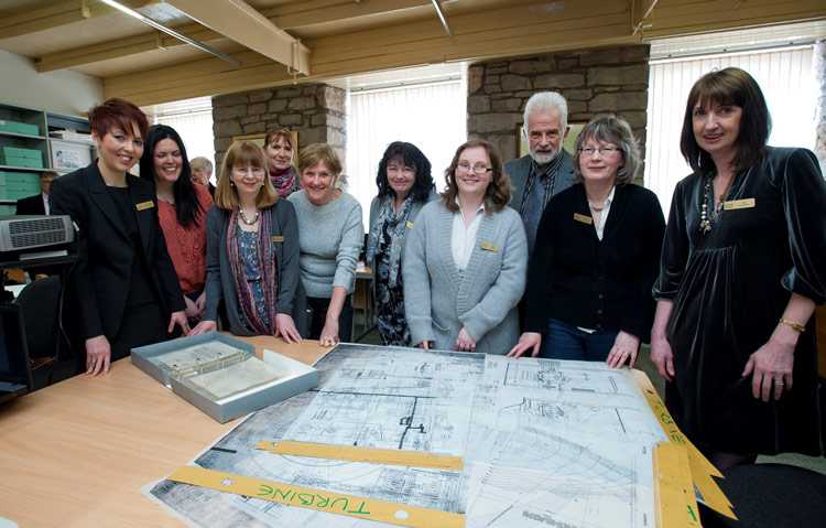 New Lanark Archive & Search Room Volunteer